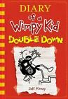 Diary of a Wimpy Kid: Double Down Bk. 11 by Jeff Kinney (2016, Hardcover)
