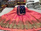 Bollywood Dress Lehenga Choli Women new Party Wear Indian Pakistani Designer ELE