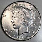1928 Peace Dollar Beautiful High Grade Coin Rare Date Lot A