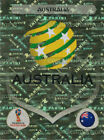 PANINI WORLD CUP 2018 SHINY STICKERS / FOIL STICKERS - BADGES / TROPHY / LEGENDS