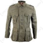 WW2 German M41 Field Grey Tunic - Repro Army Soldier Uniform Jacket All Sizes