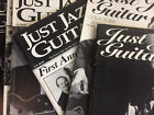 Just Jazz Guitar (New Old Stock) Individual Issues Between Aug 2014 - May 2016
