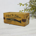 Holland & Holland Box Vintage Clay Pigeon Shooting Wooden Crate