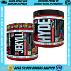 ProSupps Mr Hyde Dr Jekyll NitroX Stack Pre Workout Pump Energy Nitric Oxide