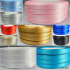 Satin ribbon - 6mm - 25 meters - ideal for tying, crafts, bows, gift wrapping
