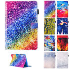 Pattern Case Magnetic Smart PU Leather Stand Flip Cover for iPad Mini 1 2 3 4