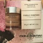 New Merle Norman Cosmetics Ultra Foundation With HC-12