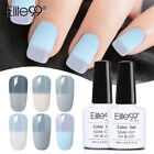 Elite99 Thermal Color-Changing Gray Gel Nail Polish UV LED S