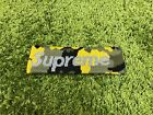 Supreme x New Era Reflective Logo Headband Red Or Yellow Camo FW17 BRAND NWTAGS