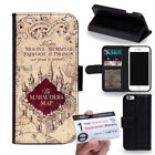 PIN-1 Movie Harry Potter Series C Phone Wallet Flip Case Cover for Huawei