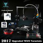 3D Tevo Tarantula Printer 2 Filaments Titan Extruder SD Card I3