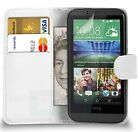 For HTC Desire 650 626 Wallet Leather Case Flip Stand New Phone Cover