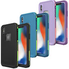 Lifeproof FRĒ FRE Tough 360 Waterproof Rugged Case Cover for Apple iPhone X
