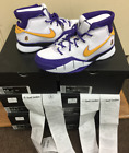 Nike Kobe 1 Protro Think 16 Close Out Final Seconds AQ2728-101 Authentic Sz 8~13