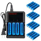 Lot UltraFire 3000mAh 18650 Battery Li-ion 3.7V Rechargeable Batteries For Torch