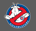 Chicago Cubs Goatbusters Vinyl Decal on Ebay