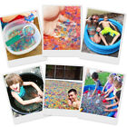 10000Pcs Flash Water Beads Mud Crystal Bullets For Orbeez Refill/Sensory Toys ZS