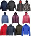 Parka Padded Mens Tribe Fineline Venture Supersoft Honeycomb 2786 Top Jackets