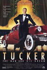 65769 Tucker: The Man and His Dream Movie Jeff Bridges Wall Print Poster UK