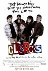 68628 Clerks Movie Brian O Halloran, Jeff Anderson Wall Print Poster UK
