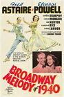 71554 Melody of 1940 Fred Astaire Eleanor Powell Wall Print Poster UK