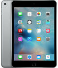 NEW Apple iPad mini 4 128GB, Wi-Fi, 7.9in - Space Gray; latest gen; unopened