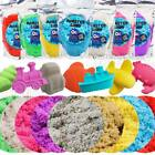 Monster Sand Magic Motion Moving Crazy Play Sand Colour Building Toy 500g <br/> 60 Day Returns - Same Day Dispatch - Fast Shipping