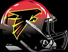 Atlanta Falcons Alternate Future Helmet logo Vinyl Decal / Sticker 10 sizes!! $4.99 USD on eBay