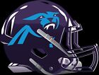 Carolina Panthers Alternate Future Helmet logo Vinyl Decal / Sticker 5 sizes!! on eBay