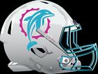 Miami Dolphins Alternate Future Helmet logo Vinyl Decal / Sticker 5 sizes!! on eBay