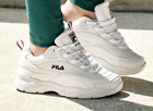 FILA 2018 RAY WHITE FS1SIA1160X UNISEX SHOES US SZ 4-11 DISRUPTOR II 2