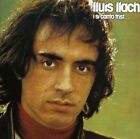 Lluis Llach - I Si Canto Trist (CD Used Like New)
