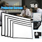120inch HD Projector Screen 16:9 Home Cinema Theater Projection Screen Hot Sale