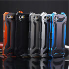Waterproof Shockproof Aluminum Gorilla Crystal Metal Case Cover Fr iPhone 7 8 Added to