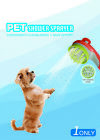 Easy Pet Bath Tool Clean Healing Massage Shower Head Washing Spray For Dog Cat