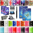 """Acer Iconia Tab 7"""",8"""",10""""VARIOUS size Tablet Wallet leather case covers segunda mano  Embacar hacia Mexico"""