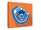 New York Mets - Citi Field - Seating Map - Gallery Wrapped Canvas on Ebay
