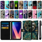 "For LG V30 V30+ Plus 6"" VS996 H931 H932 Ultra Slim Wallet Pouch Case Cover + Pen"
