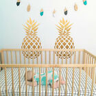 Pineapple Wall Stickers Vinyl Art Removable Home Living Kids Room Decals Decor