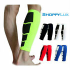 Leg Sleeve Compression Men Women Shin Calf Knee Sports High Socks Knee Support