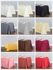 LinenTablecloth 90 x 132 in. Polyester Rectangular Tablecloth Wedding Event