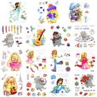 Cartoon Transparent Silicone Clear Rubber Stamp Sheet Cling Scrapbooking SC CA