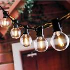 32M 100 GlASS BULB LIGHT STRING FAIRY OUTSIDE LAMP CHRISTMAS PARTY DINNER