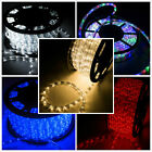 150' FT LED Fasten Light 110V Party Home Christmas Outdoor Xmas Lighting Festival