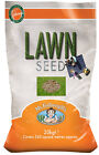Premium Grass Seed With Rye Hard Wearing Lawn Garden Repair Patch Tough