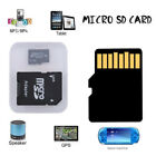 8gb micro sd card with adapter - 1GB 2GB 4GB 8GB Micro SD Card TF Flash Storage Memory SDHC Class 10 With Adapter