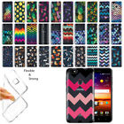 For ZTE Blade X Z965 Pineapple Clear Soft Gel TPU Case Cover