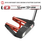 New Odyssey EXO Seven S Putter  Super Stroke - Custom Length & Lie Option