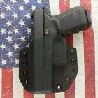 Glock 43 OWB Tactical Kydex Holster