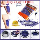 No Strip Depilatory Hot Film Hard Wax Beads Waxing Hair Removal Beans US SELLER on eBay